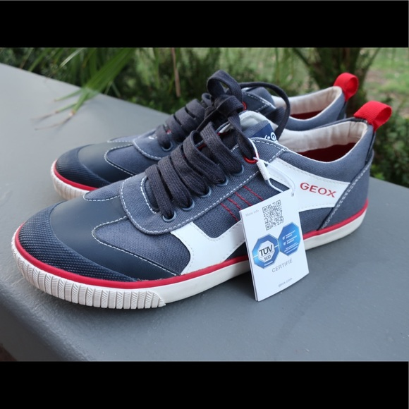 3530befc3ab Geox Shoes   Boys Lace Up Sneaker Nwt   Poshmark